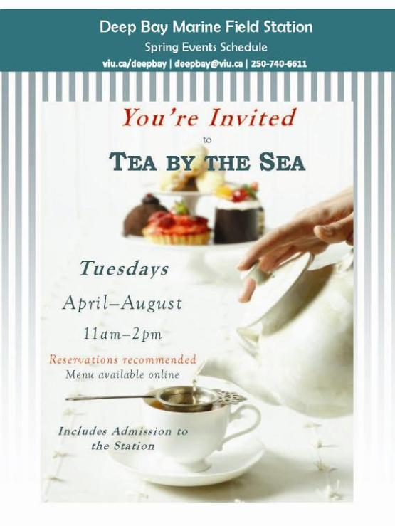 Tea by the Sea poster